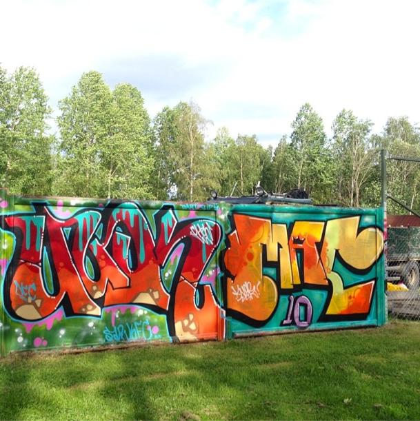 Bojsenburg K-5 Graffiti